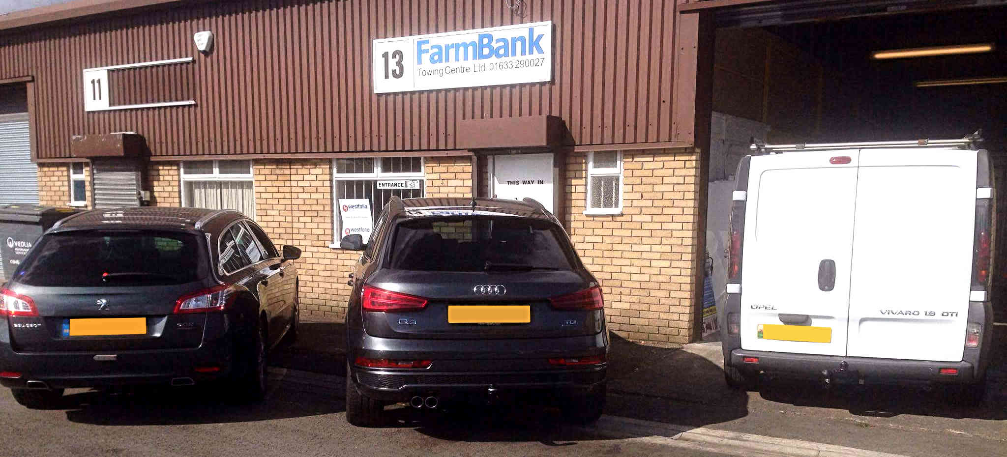 Farmbank Towing Centre Ltd